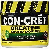 Con-cret Concentrated Creatine Powder Lemon Lime, 72 G, 72 Servings