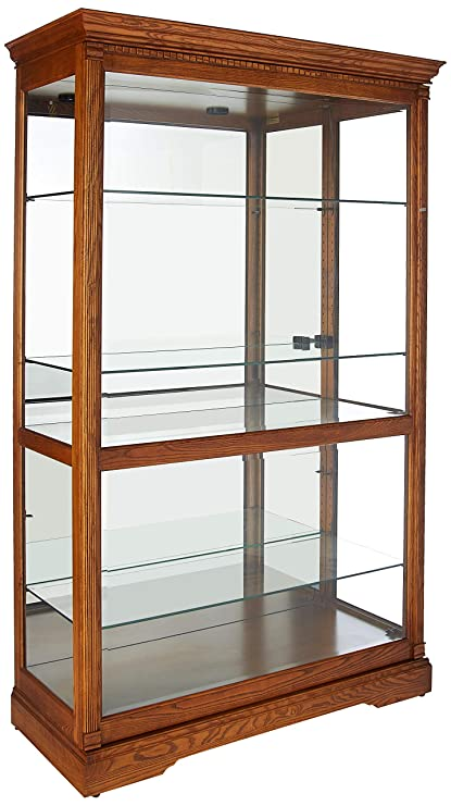 Howard Miller 680 237 Parkview Curio Cabinet