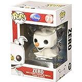Funko POP Disney The Nightmare Before Christmas: Zero Multi-colored, 3.75 inches