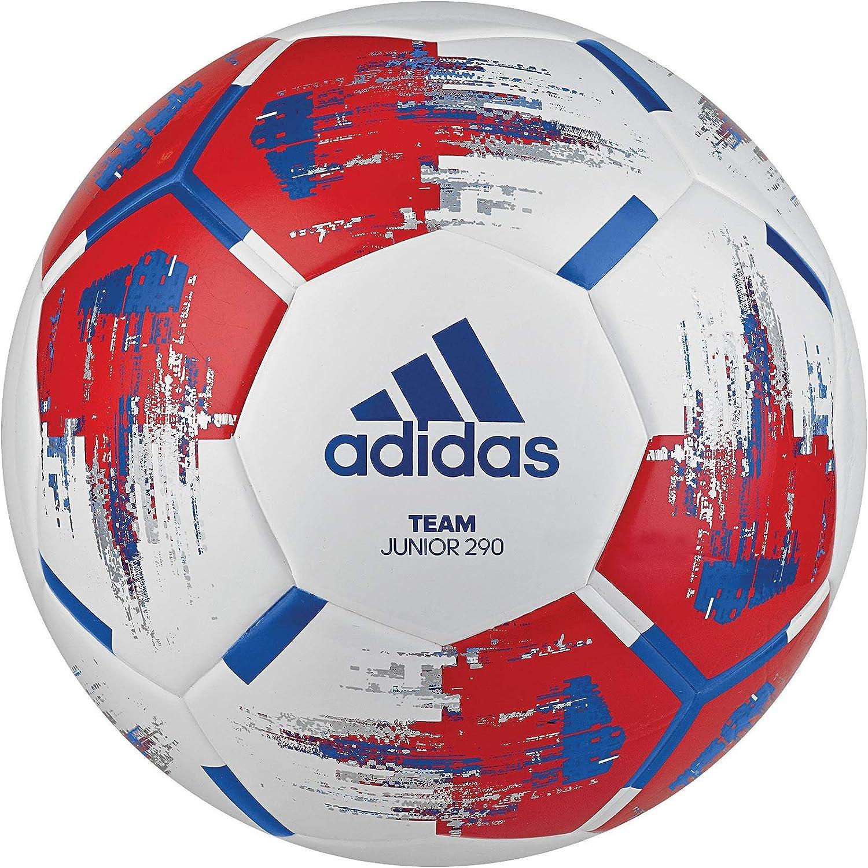 adidas Team J290 Soccer Ball, Hombre: Amazon.es: Deportes y aire libre