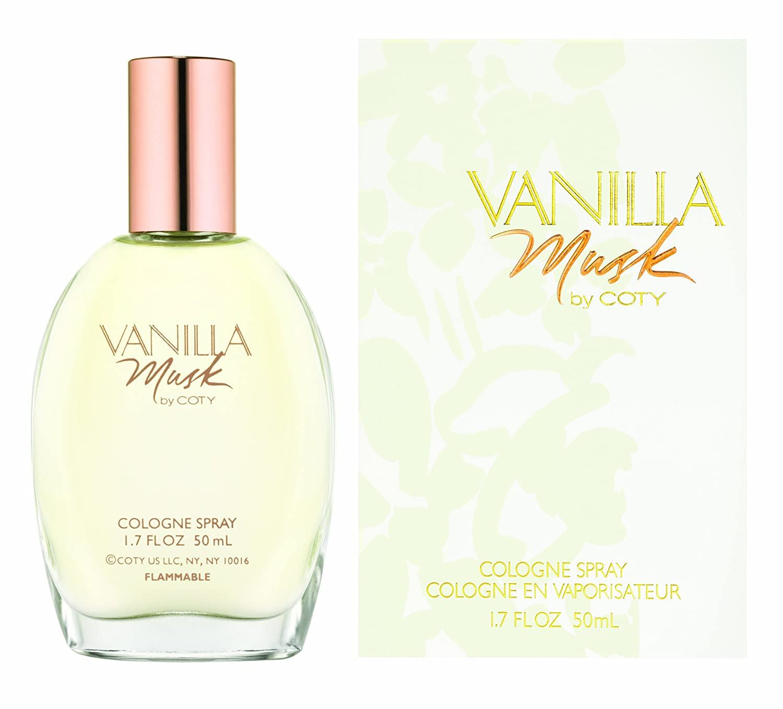 vanilla musk perfume