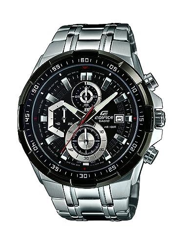 Casio EFR-539D-1AVUEF Mens Edifice Black Silver Watch