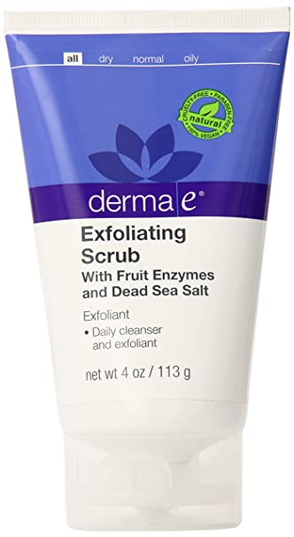 Amazon.com: Derma e Exfoliantes Frutas enzimas y sal del mar ...