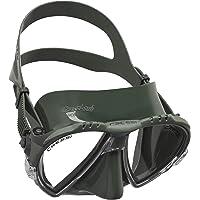 Cressi Matrix Maske Hypoalerjik Silikon, Yeni Nesil Lens Çerçevesi, Yumuşak Kayış