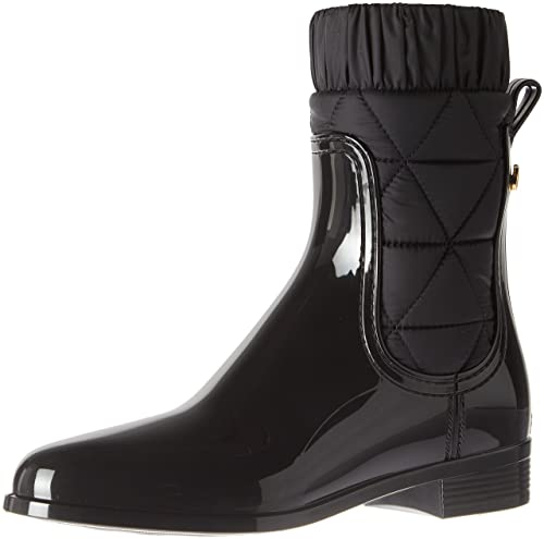 Lemon Jelly Women's Adele Slouch Boots, Schwarz (Black), 4.5 UK