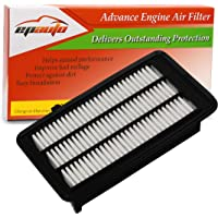 EPAuto GP050 (CA12050) Replacement for Honda Extra Guard Rigid Panel Air Filter for Civic 1.5L (2016-2018), CR-V 1.5L…