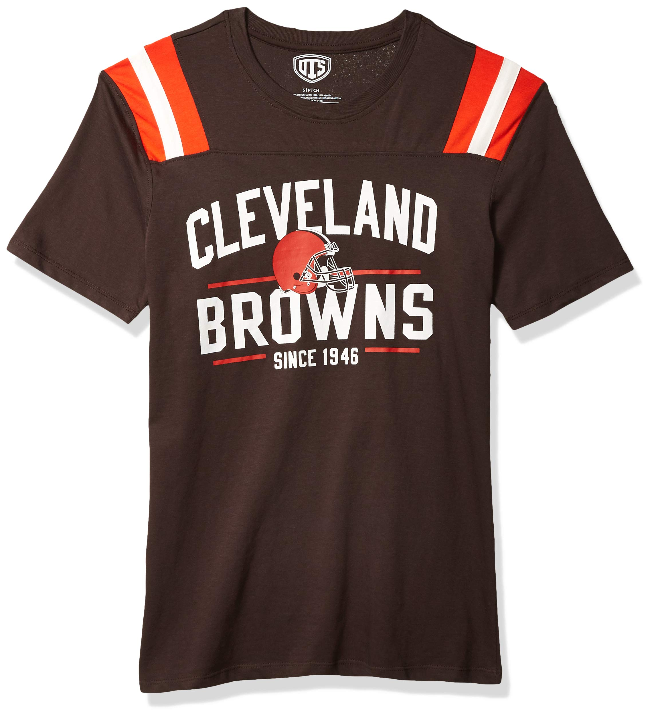 NFL Men's OTS Lineup Short Sleeve Tee