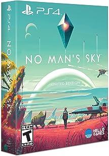 9e8adfbf0f7dd Amazon.com: No Man's Sky - Limited Edition - PlayStation 4: Video Games
