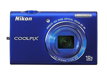 Nikon COOLPIX S6200 Camera Last