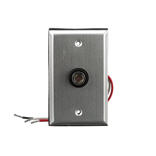 Woods 59409 outdoor hardwire post eye control with photocell and woods 59409 outdoor hardwire post eye control with photocell and wall plate light sensor switch mozeypictures Choice Image