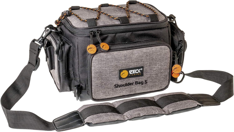 Zeck Shoulder Bag M Sac de p/êche 37 x 23 x 20 cm