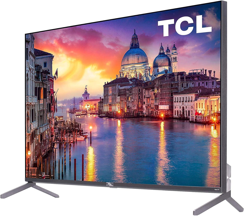 TCL 4K UHD Dolby Vision HDR Roku Smart TV (renovado): Amazon.es ...