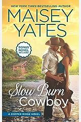 Slow Burn Cowboy (Copper Ridge) (English Edition) eBook Kindle