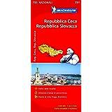 Repubblica Ceca, Repubblica Slovacca 1:600.000