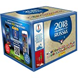 Panini Coupe du Monde de Football 2018 Autocollant Collection Packs (5 x 100 = 500 Stickers)