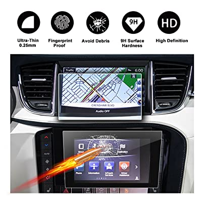 2020 QX50 2016 2020 2020 Q60 Q50 Interior Center Stack Touchscreen Car Display Navigation Screen Protector, R RUIYA HD Clear Tempered Glass Protective Film Against Scratch High Clarity: GPS & Navigation [5Bkhe0905751]