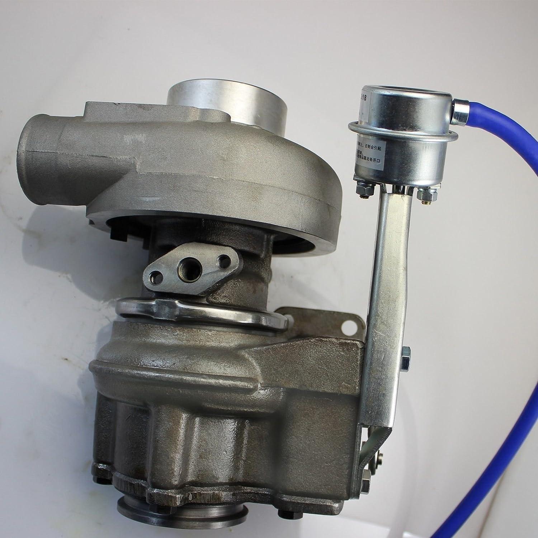 Diesel 3592015 Turbocompresor Turbo de batería interna wastegate turbina Fit Cummins 4BT Motor Diesel 110hp: Amazon.es: Coche y moto
