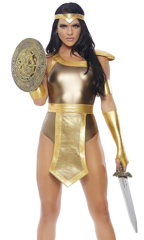 Amazon.com: Forplay - Disfraz de gladiador sexy para mujer ...