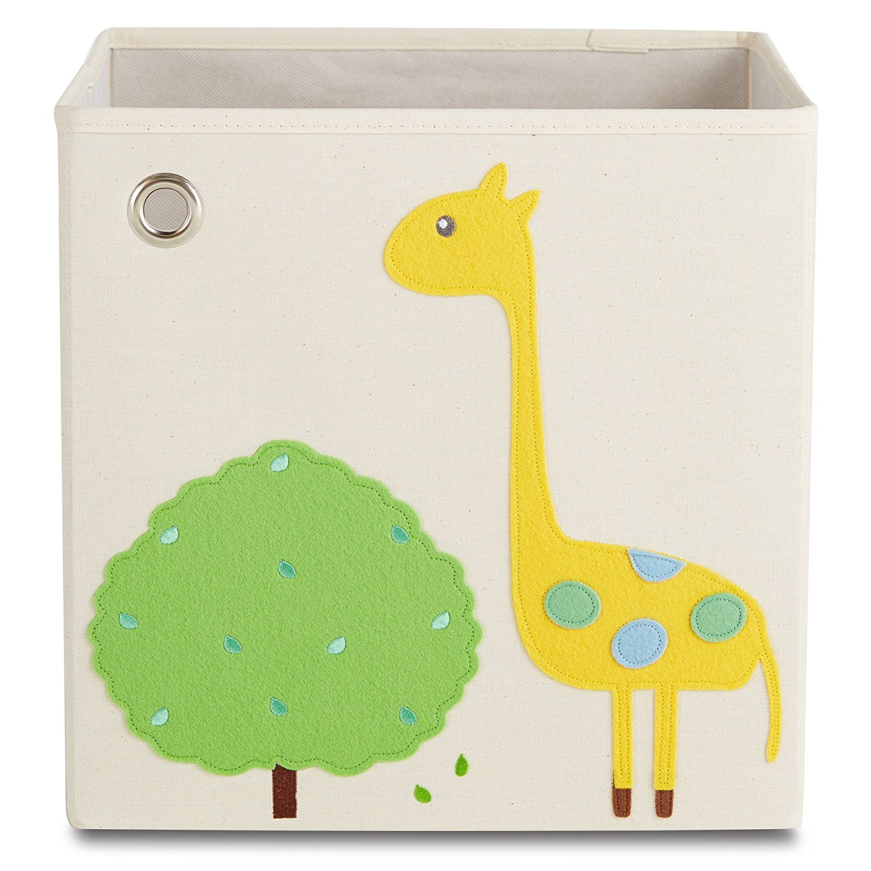 Amazon Com Kaikai Amp Ash Toy Storage Bins Canvas Cube