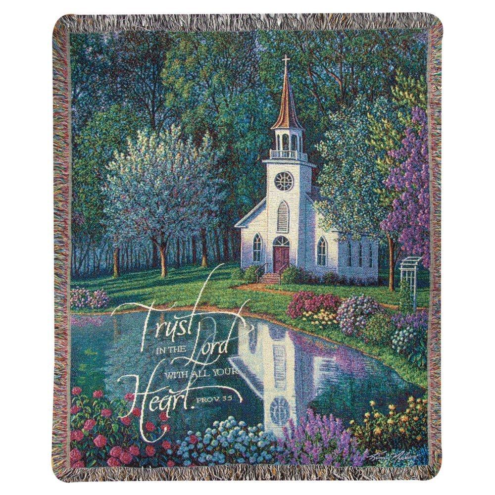 Manual Sanctuary Tapestry Throw