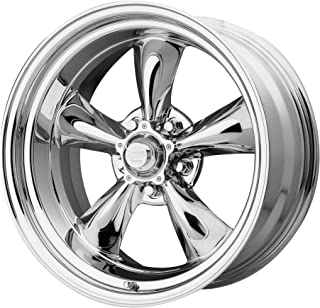 AMERICAN RACING TORQ THRUST II 1 PC CHROME TORQ THRUST II 1 PC 18x7 5x114.30 CHROME (6 mm) RIM