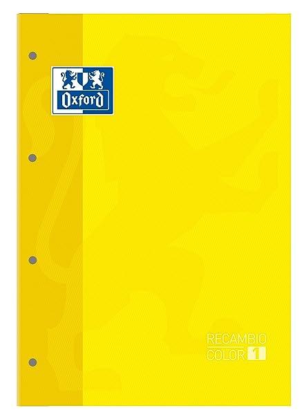 Oxford 100103583 - Recambios (80 hojas A4)
