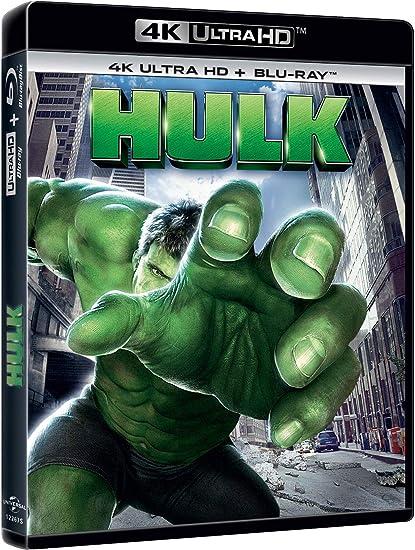 Hulk (4K UHD + BD) [Blu-ray]: Amazon.es: Eric Bana, Jennifer ...