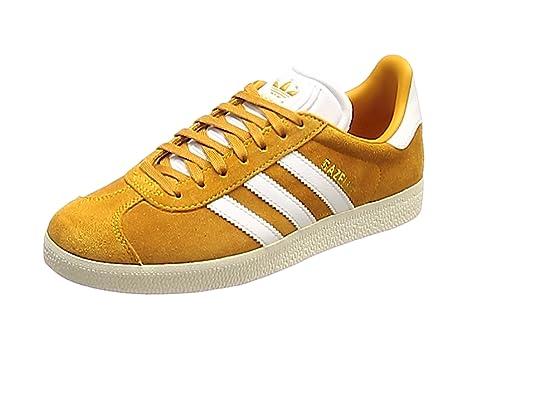Adidas Gazelle, Zapatillas de Deporte para Hombre, Gris (Carbon/Ftwbla/Ororea