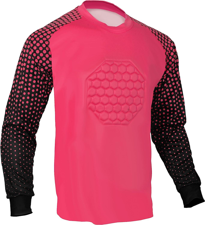 Amazon.com: Playera de portero de fútbol.: Clothing