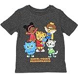 Daniel Tiger's Neighborhood Boys' Short Sleeve Daniel T-Shirt