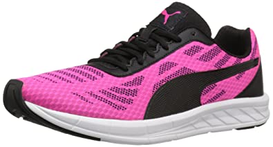 dadb6d242ae PUMA Women s Meteor WN s Running Shoe Pink Black