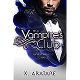 The Vampire's Club (An M/M Vampire Romance) (Book 5)
