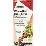 Salus-Haus - Floradix Floravital Iron & Herbs Yeast Free - 8.5 oz