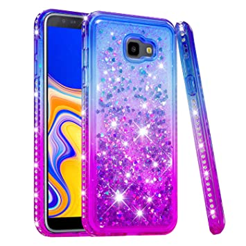 SpiritSun Funda para Samsung Galaxy J4 Plus 2018, Silicona ...