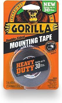 Gorilla Heavy-Duty Double-Sided Mounting 1