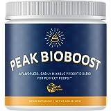 Peak Biome: Peak BioBoost - Prebiotic Fiber Supplement for Amazing Poops - 30 Servings, 1-Month Supply - Flavorless and Disso