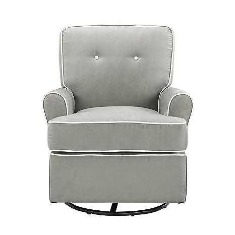 Amazon.com: Silla mecedora giratoria Baby Relax, The Tinsley ...