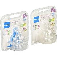 MAM Babyartikel - Pack de 4 tetinas (2