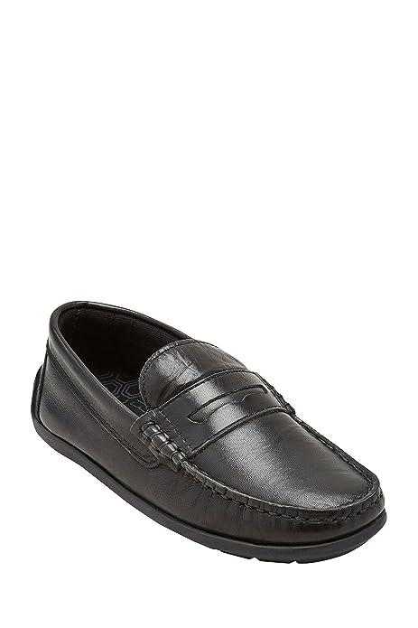 next Niños Mocasines (Niño Mayor) Estándar Negro EU 42: Amazon.es: Zapatos y complementos