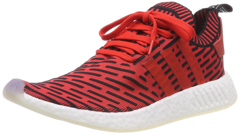Reb, black, white Adidas ORIGINALS Mens NMD_r2 Pk Running shoes
