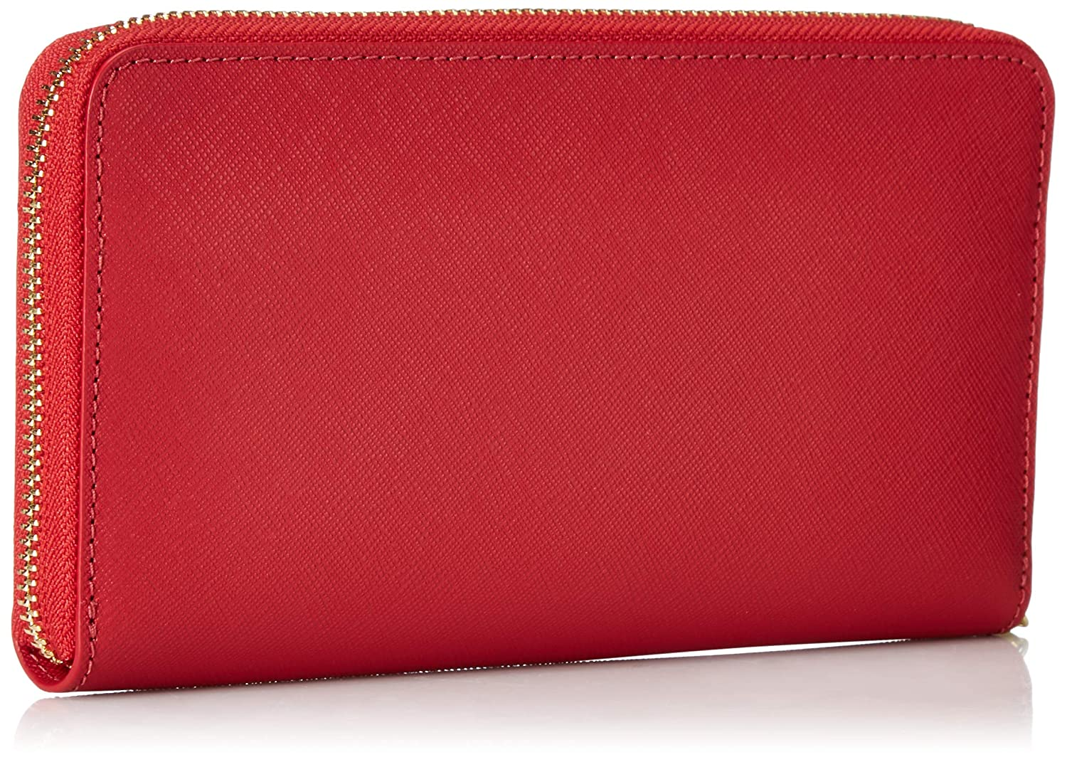ca61f9eacc1 Amazon.com  Tory Burch Leather Kir Royale Emerson Zip Continental Wallet   Clothing