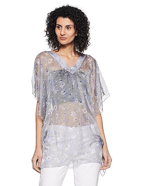 Avirate Women's Body Blouse Shirt Shirts at amazon