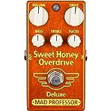 Mad Professor マッドプロフェッサー エフェクター FACTORY Series オーバードライブ Sweet Honey Overdrive Deluxe FAC 【国内正規品】