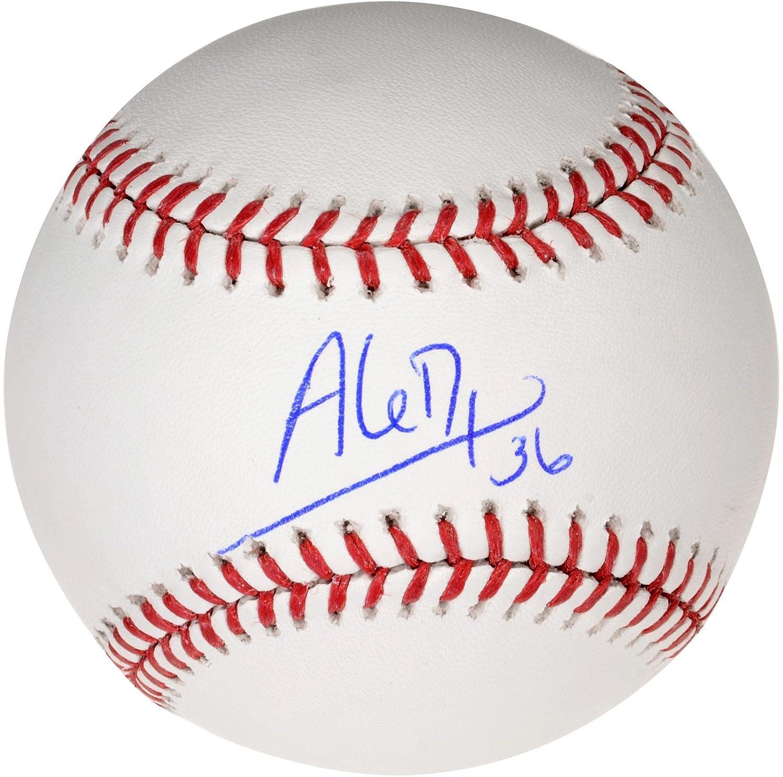 Aledmys Diaz St. Louis Cardinals Autographed Baseball - Fanatics Authentic Certified - Autographed Baseballs