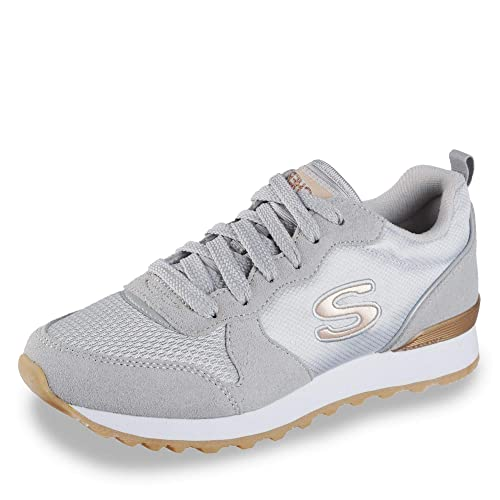Skechers Damen GO Flex Sneakers, Grau (CCBL), Gr.41 EU