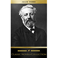 Jules Verne: Classic Novels Collection (Golden Deer Classics) [Included 19 novels, 20,000 Leagues Under the Sea,Around the World in 80 Days,A Journey into ... Mysterious Island...] (English Edition)