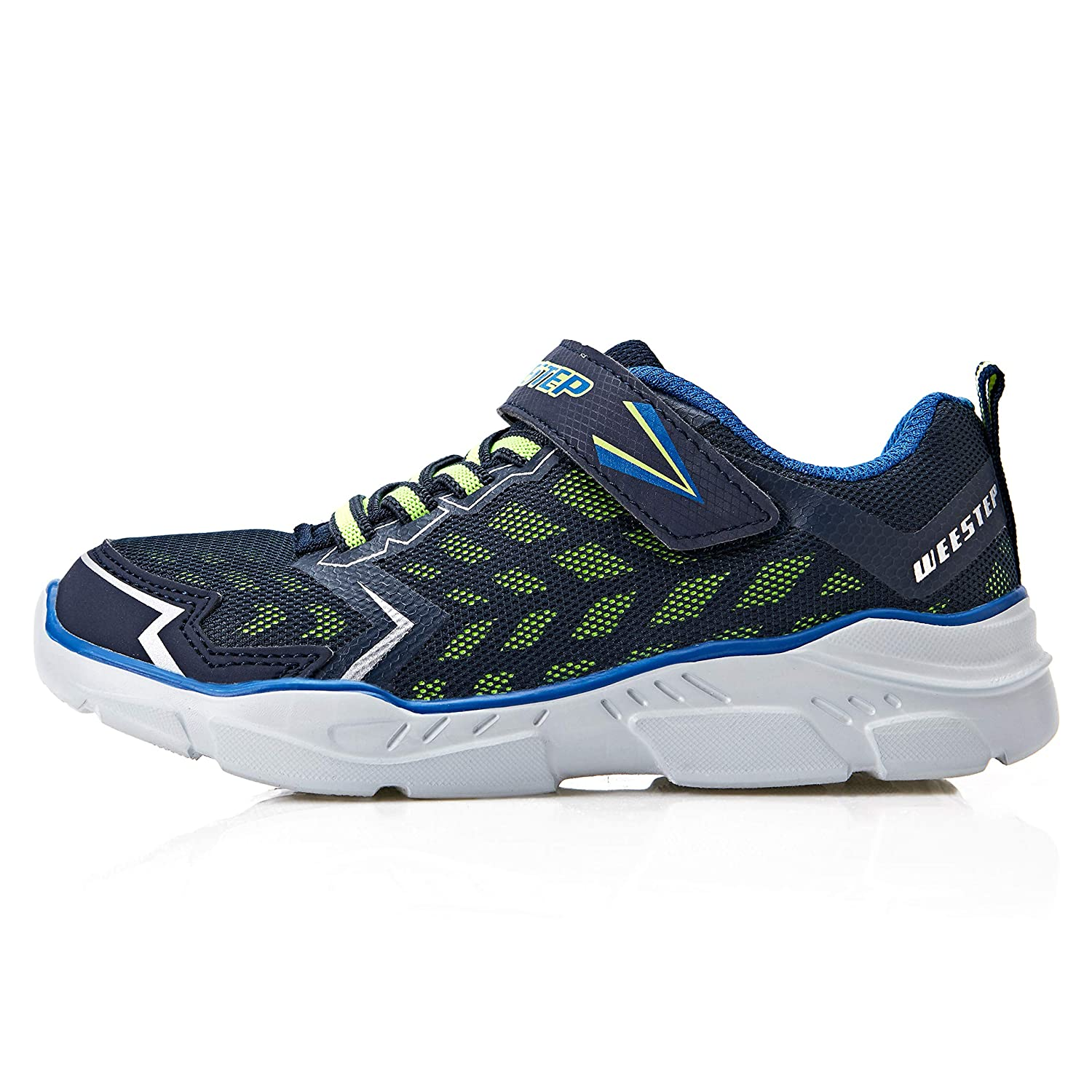 Running Cross Trainer Walking Athletic Outdoor Casual Shoes Weestep Boys Sport Sneakers Shoes Toddler Little Kids