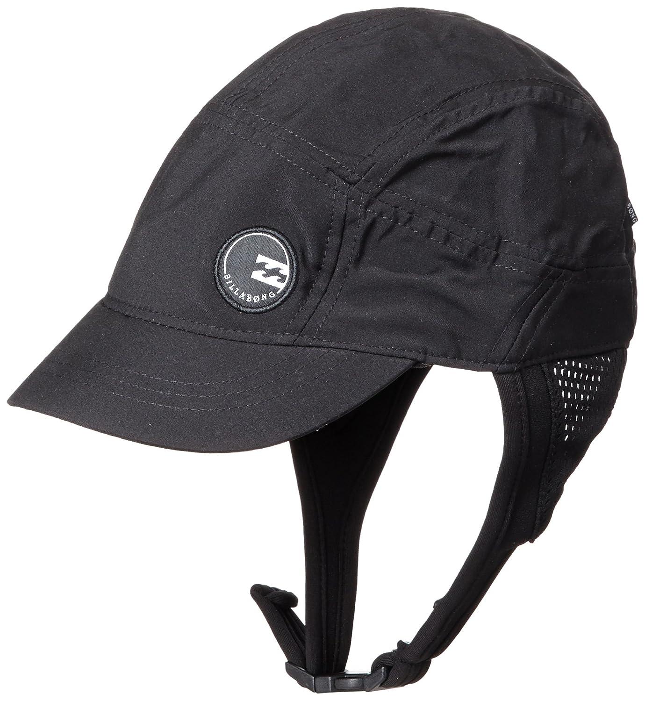 3cf9e15a Amazon.com: Billabong Men's Supreme Surf Cap, Black, One Size: Clothing