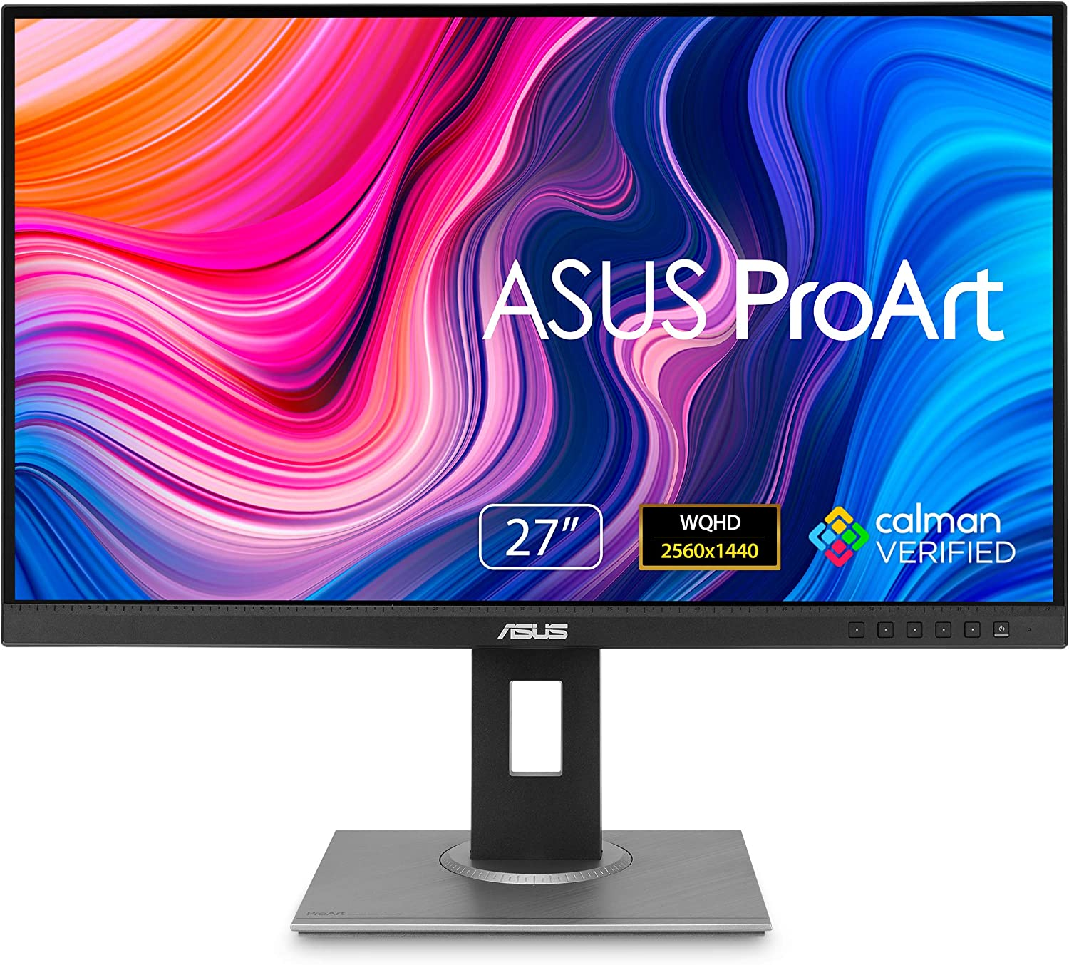 ASUS ProArt PA278QV color accurate monitor under 300 dollars