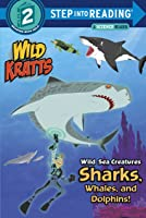 Wild Sea Creatures Sharks Whales And Dolphins